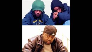 Lord Finesse speaks about not liking  Das Efx using the same sample for They Want Efx !