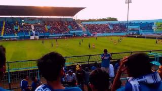 AREMA VS PERSIJA  Friendly 16 April 2016