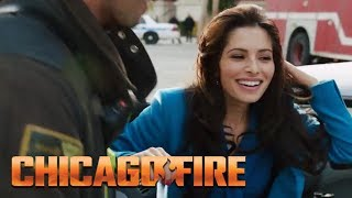 Severide Saves Renée Royce | Chicago Fire