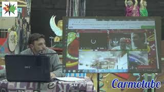 PRESENTACIÓN PÁGINA WEB ASOCIACIÓN CARNAVAL DE CARMONA POR RAÚL FERNANDEZ GARRIDO.