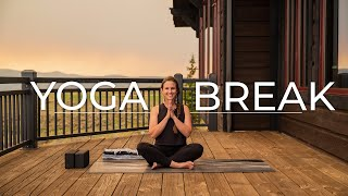 Neck Stretch Yoga Flow with Laura Brown