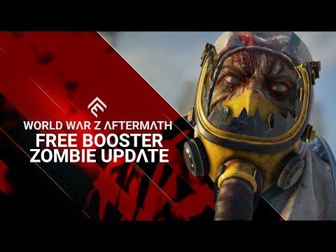 Mise à jour gratuite : nouveau Zombie et Daily Challenges de World War Z Aftermath