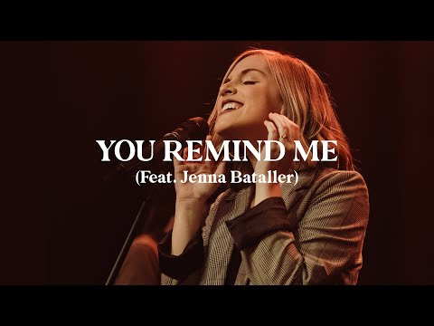 You Remind Me - Youtube Live Worship