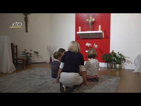 Eucharistie et famille : les enfants adorateurs (3/4)