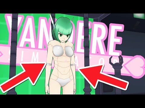 NEUER CYBORG KILLER + NEUES TAPE!!! (Update) | YANDERE SIMULATOR - 219 - Let's Play (Deutsch/German)