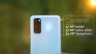 Samsung Galaxy S20 Camera Review (in-depth)