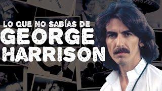 10 DATOS QUE NO SABÍAS DE GEORGE HARRISON