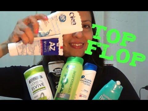 Top & Flop : shampoo  per capelli grassi e con forfora - Gersaly