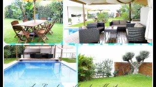 preview picture of video 'A vendre Magnifique Villa contemporaine avec Piscine Tunis'