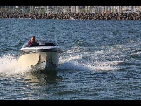Mazury Fun 3 Führerscheinfreies Boot mit Mercury 15 PS