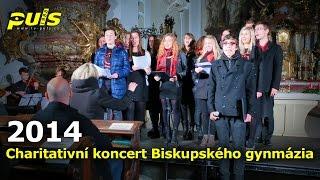 preview picture of video 'Benefiční koncert - Biskupské gymnázium Hradec Králové'