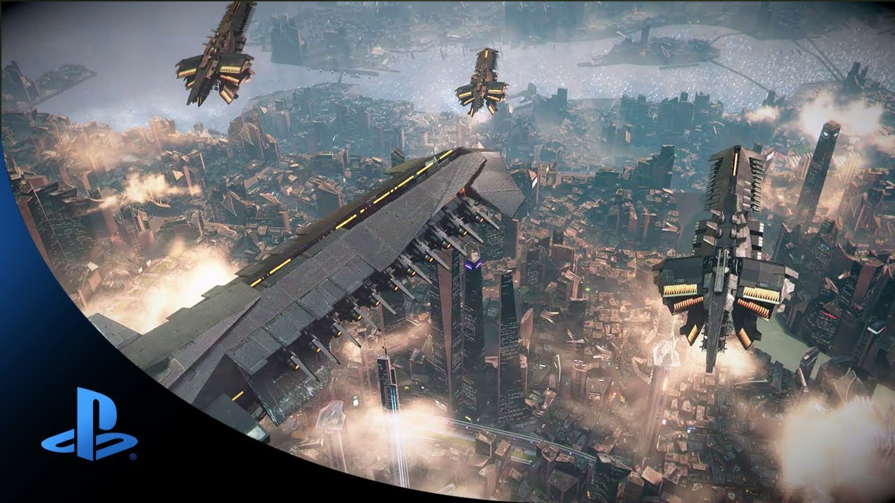 Killzone Shadow Fall on PS4: New Story Trailer