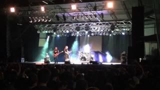 preview picture of video 'AlcoholicA live à Alma au Festirame - 8 juillet 2014'