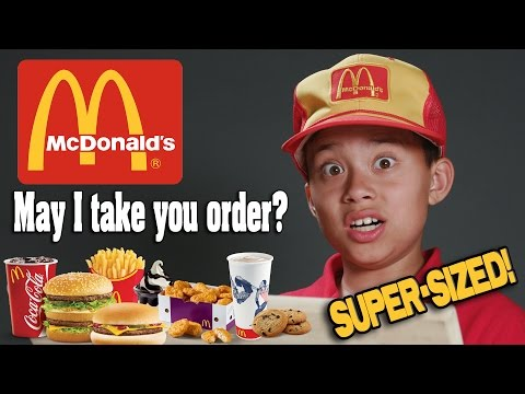 McDONALD'S HAPPY MEAL MAGIC SNACK MAKERS!!! 6 Vintage Sets from 1993! [SUPER SIZE ME WEEK]