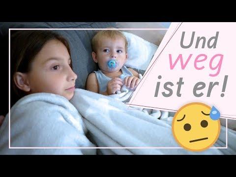 Abschied von Luca / Eure Meinung zu Marleens Schrank / 23.9.18 / FRAU_SEIN