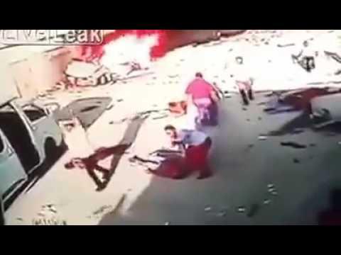 Tekaistu autopommi isku irakissa