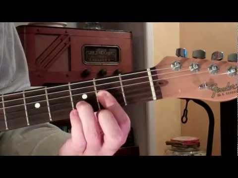 How to Play a D/C Chord on Guitar Lesson