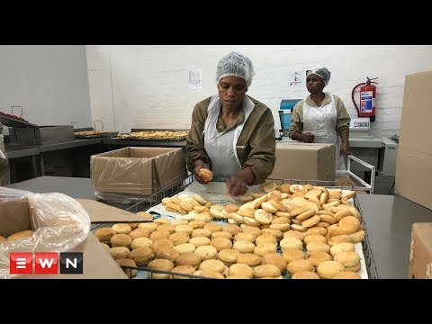 RISING TROUBLE IN CAPE TOWN BAKERY