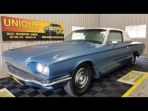 Video of '66 Thunderbird - QGL6