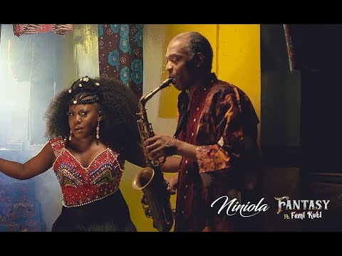 Niniola — Fantasy Ft Femi Kuti (Official Video)