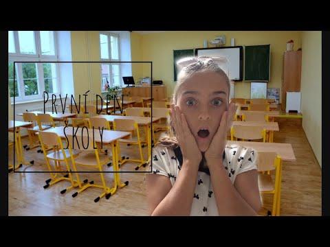 První den školy/ SKETCH/ Amy's World