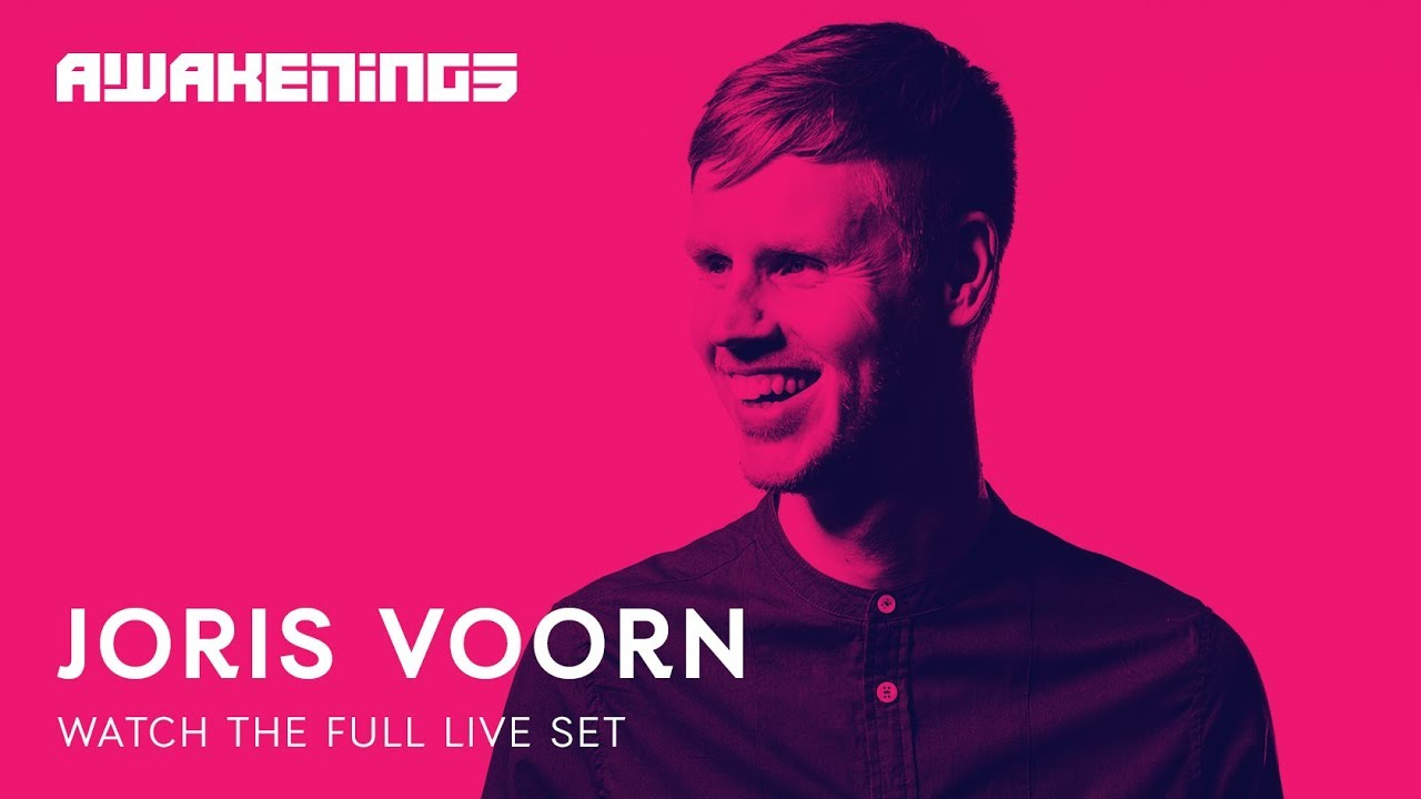 Joris Voorn - Live @ Awakenings New Years Specials 2018