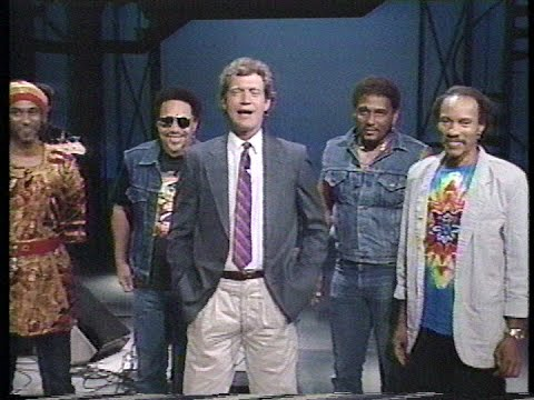 Late Night with David Letterman NBC-TV 6/19/87