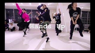 Hands Up - Chris Brown @rinadesu5 Choreography