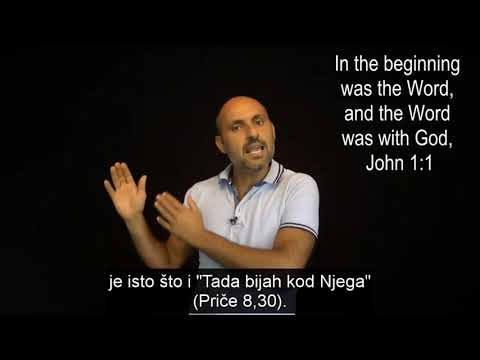 Imad Avde: Šta je značenje teksta Jovan 1:1