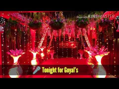 MC Viennay Hosting Wedding Gig For Goyal Family @Ujjain