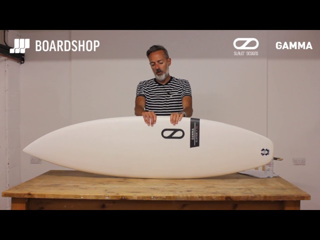 Slater Designs Gamma Surfboard Review