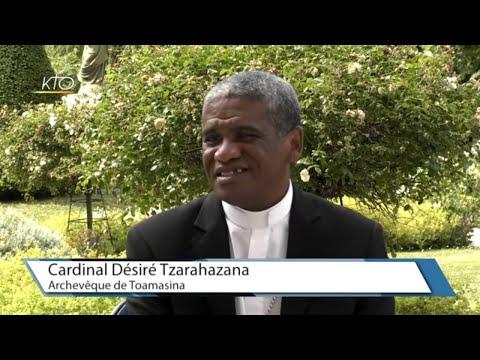 Entretien avec Mgr Désiré Tsarahazana, nouveau cardinal