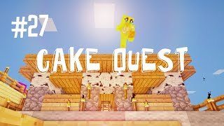 SQAISHEY TRIES TO FLY - CAKE QUEST (EP.27)