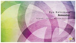 Ryo Nakamura - Remember (Original Mix) [PHW308]