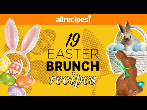 19 Easy Breakfast and Brunch Recipes For Easter Weekend | Holiday Recipe Compilation | Allrecipes