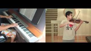 Disney - Pocahontas - Colors of the Wind (violin, piano) FT. Josh Chiu