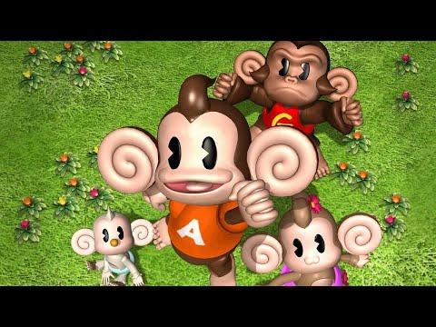 Super Monkey Ball GBA