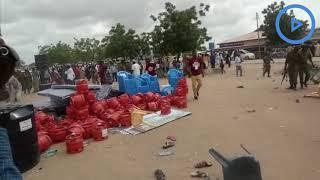 Man who threw teargas at Wajir Inua Mama rally arrested