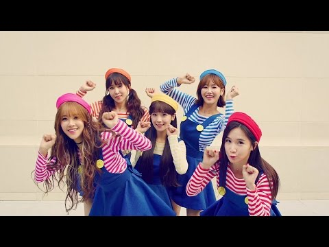 Crayon Pop - Dancing All Night