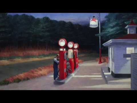 Edward Hopper in 60 seconds? Yes, thanks to Tim Marlow