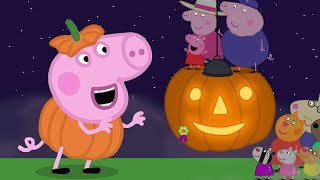 Peppa Pig Official Channel 🎃 Peppa Pig's Giant Pumpkin Competition