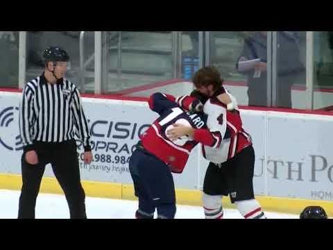 Andrew Darrigo vs. Dennis Sicard