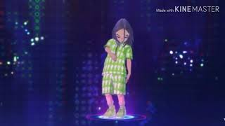 Billie Eilish - You Should See Me In A Crown(official Video Bu Takashi Murakami)