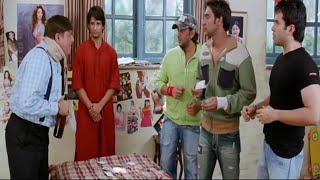 Comedy Scenes Movie Golmaal Fun Unlimited | Arshad Warsi - Sharman Joshi -Ajay Devgn - Paresh Rawal