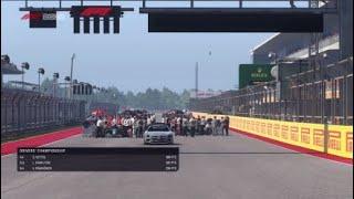 F1 2018 Career #45 COTA  GP