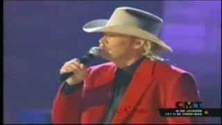 "Alan Jackson   -  ""Jingle Bells"""
