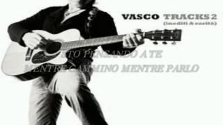 Vasco Rossi Sto Pensando A Te Karaoke