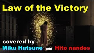仮面ライダービルド【Law of the Victory】full covered by Hito nandes 初音ミク