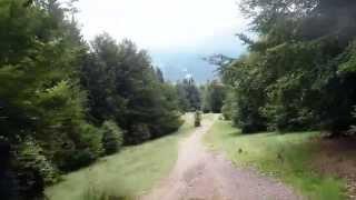 Sat Bătrân - Culmea Pleașa - Cuntu - Țarcu(cu bicicleta)