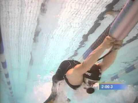 video de promo de la nage avec palmes